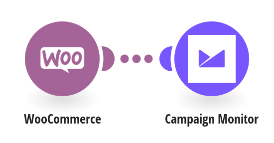 Add new WooCommerce customers to Campaign Monitor as subscribers