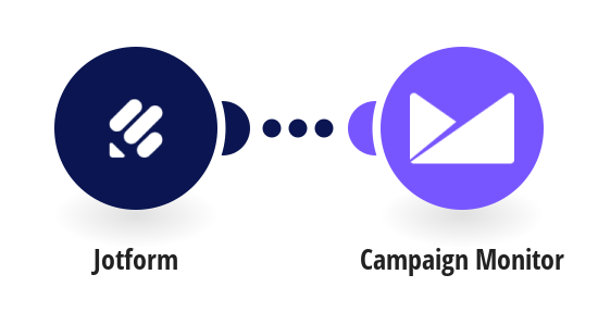 Create Campaign Monitor subscribers from new JotForm entries