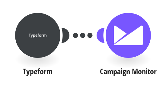 Create Campaign Monitor subscribers from new Typeform entries