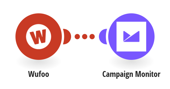 Create Campaign Monitor subscribers from new Wufoo form entries