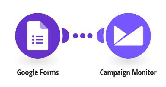 Create Campaign Monitor subscribers from new Google Forms entries