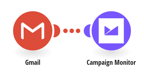 Add Campaign Monitor subscribers for new Gmail emails