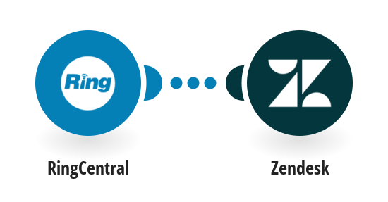 Create Zendesk tickets from new RingCentral messages