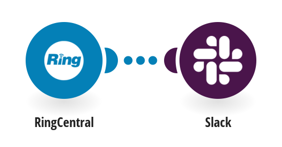 Send Slack messages for new RingCentral incoming SMS messages