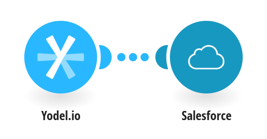 Create Salesforce records from finished Yodel.io calls