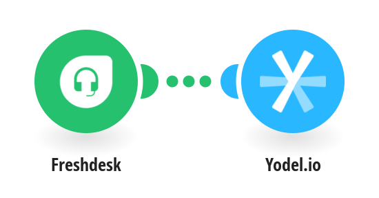 Import your Freshdesk contacts to Yodel.io