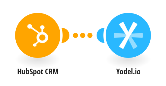Create or update Yodel.io contacts from HubSpot CRM