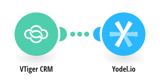 Create or update Yodel.io contacts from VTiger CRM