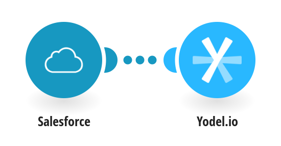 Create or update Yodel.io contacts from Salesforce