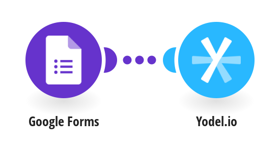 Create Yodel.io contacts from new Google Forms entries