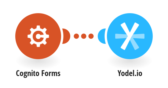 Create Yodel.io contacts from new Cognito Forms entries