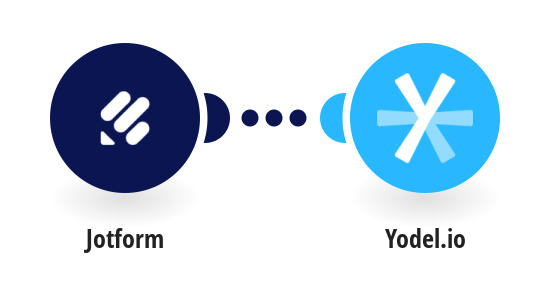 Create Yodel.io contacts from new Jot Forms entries