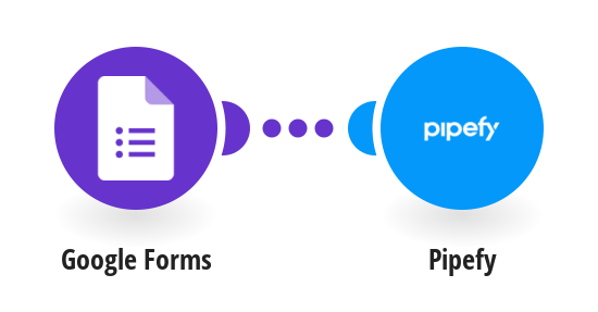 Create Pipefy cards from new Google Forms responses