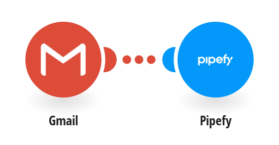Create Pipefy cards from new labeled emails in Gmail