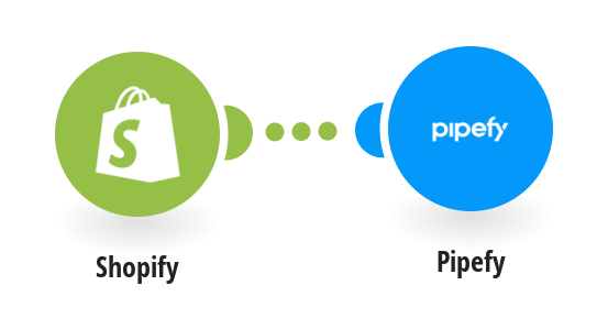 Create Pipefy table records from new Shopify products