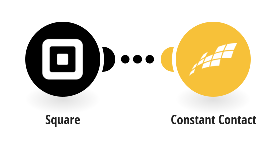 Add new Square customers to Constant Contact