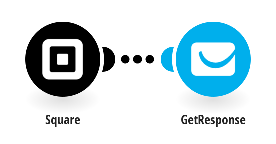 Add new Square customers to GetResponse