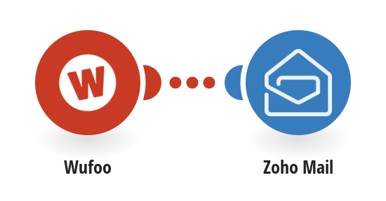 Send Zoho Mail emails for new Wufoo form entries