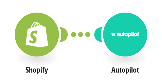 Add new Shopify customers to Autopilot