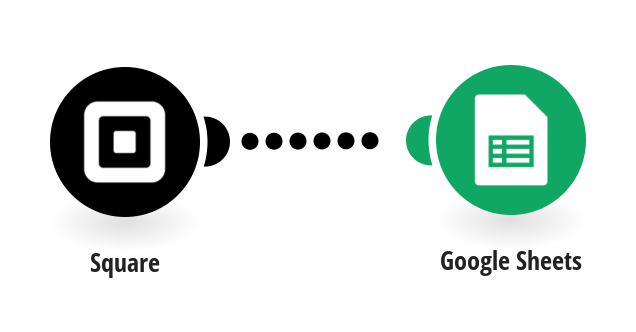 Add new Square refunds to a Google Sheets spreadsheet as new rows