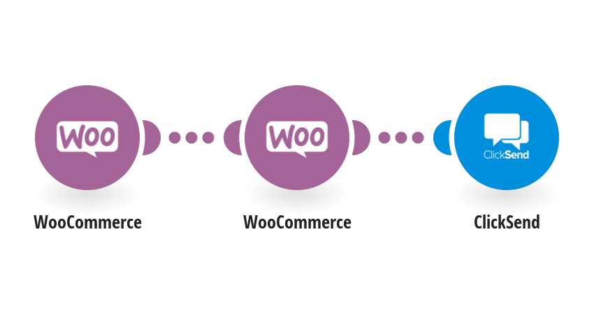 Send ClickSend SMS messages for WooCommerce orders