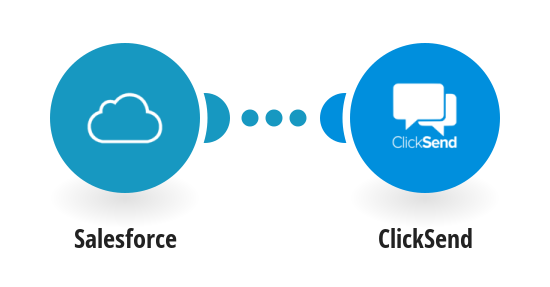 Add new Salesforce contacts to ClickSend