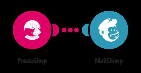 Přihlášení nového zákazníka v PrestaShopu jako odběratele v MailChimpu