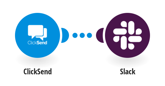 Receive incoming ClickSend SMS messages in Slack