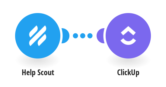 Create ClickUp tasks from new Help Scout conversations