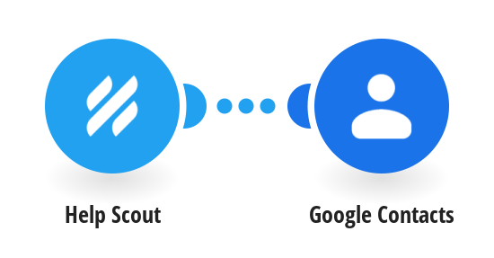 Add new Help Scout customers to Google Contacts