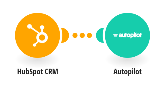Add new HubSpot CRM customers to Autopilot