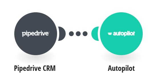 Add new Pipedrive CRM people to Autopilot