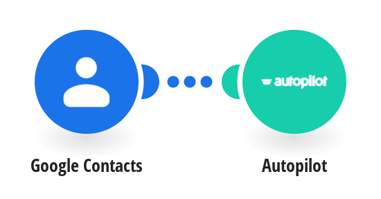 Add new Google Contacts to Autopilot