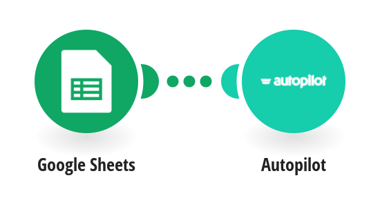 Add Autopilot contacts from new Google Sheets rows