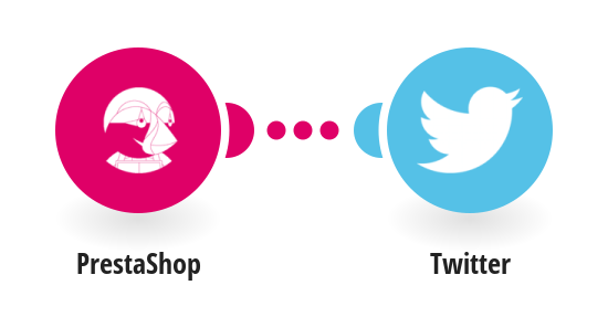 Post new PrestaShop products to Twitter