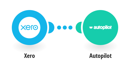 Add new Xero contacts to Autopilot