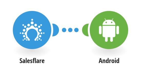 Get notifications on your Android device when Salesflare opportunities reach a certain stage