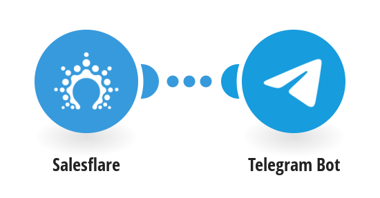 Send Telegram messages when Salesflare opportunities reach a certain stage