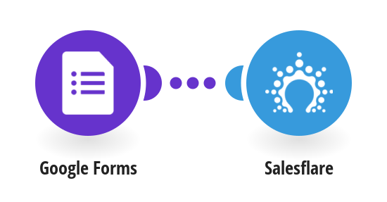 Create Salesflare contacts from new Google Forms responses