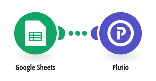 Create Plutio tasks from new Google Sheets rows