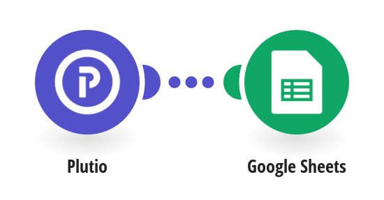 Add new Plutio tasks to a Google Sheets spreadsheet as new rows
