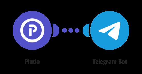 Send Telegram messages for new Plutio tasks
