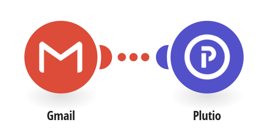 Create Plutio tasks from new Gmail messages matching a search query