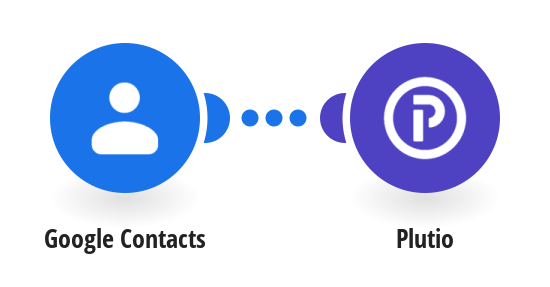 Add new Google contacts to Plutio as tasks
