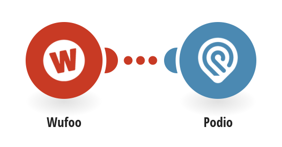 Create Podio statuses from new Wufoo forms