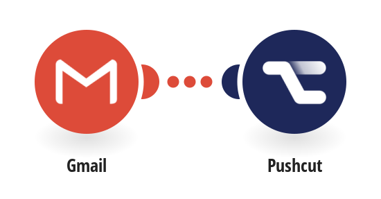 Send a notification about a new email in Gmail by Pushcut