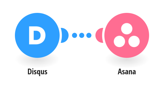 Create Asana tasks from new Disqus threads