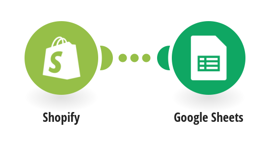 Save new paid Shopify orders to a Google Sheets spreadsheet