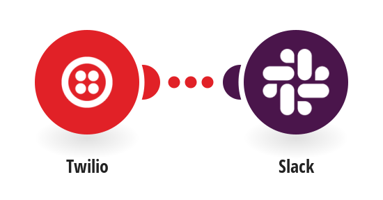 Post Slack messages for new Twilio SMS messages
