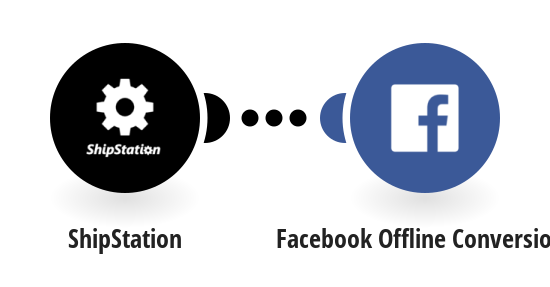 Transform new orders from ShipStation to Offline events in Facebook
